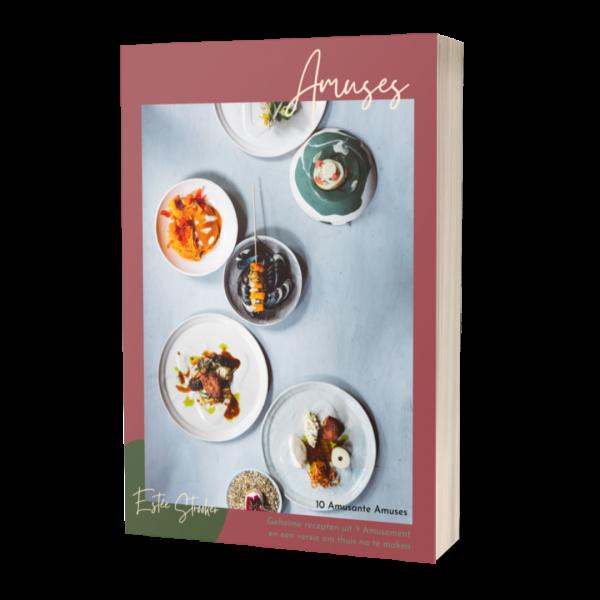 Amuse kookboekje